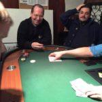 Mannschaft gegen Poker Hontas 2015